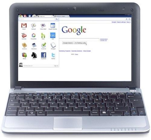 Нетбук на базе Chrome OS